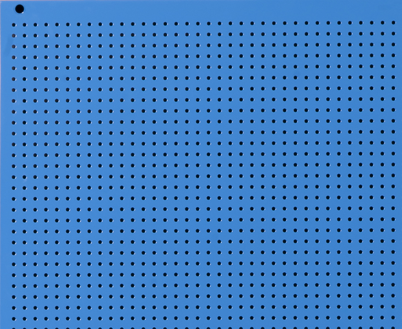 Verktygstavla blå